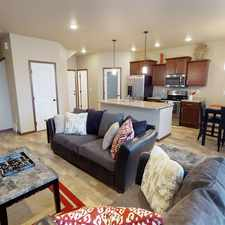 Rental info for Cascades Townhomes in the Mandan area