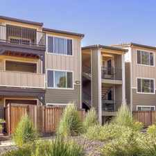 Rental info for The Overlook at Blue Ravine in the Folsom area
