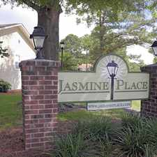 Rental info for Jasmine Place