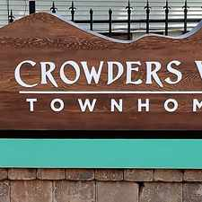 Rental info for Crowders View Townhomes