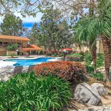 Rental info for Pacific Woods Apartment Homes in the Fountain Valley area