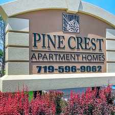 Rental info for Pine Crest Apartments in the Knob Hill area