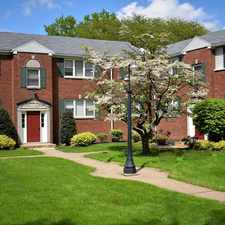Rental info for Wyomissing Gardens