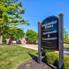 Rental info for Greenfield Knoll in the Greenfield area