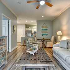 Rental info for Compass Bay Apartments and Marina