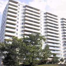 Rental info for 1650 Sheppard Avenue East in the Don Valley Village area