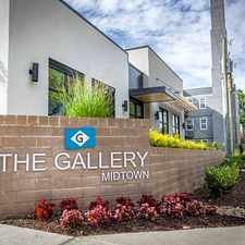 Rental info for The Gallery - Midtown Apartments in the The Museum District area