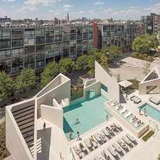 Rental info for Palazzo at The Piazza in the North Philadelphia East area