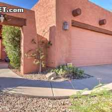 Rental info for $5000 3 bedroom House in Fountain Hills Area