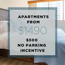 Rental info for The International in the Crescent Heights area
