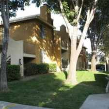 Rental info for uPSTAIRS UNIT, IN GATED COMMUNITY, LAUNDRY KOOK-UP, FIRE PLACE IN LIVING ROOM. RENT READY CONDITION. in the San Bernardino area