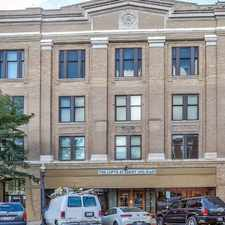 Rental info for The Lofts at Court and Main