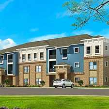 Rental info for Emli at Liberty Crossing Apartments in the Ennis area