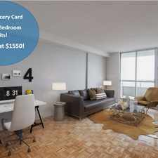 Rental info for Montgomery Mills - 50 Cordova Ave. in the Islington-City Centre West area