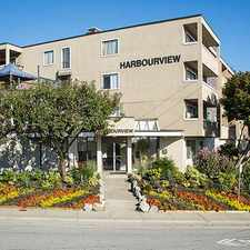 Rental info for Harbourview Terrace Apartments in the North Vancouver area