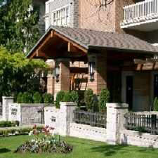 Rental info for Laurier House in the Arbutus-Ridge area