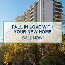 Rental info for Rideau Towers in the Old East York area