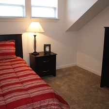 Rental info for Marshall Park Townhomes