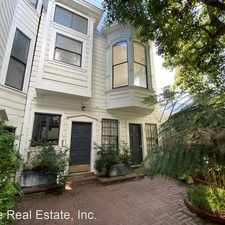Rental info for 3055-3063 Sacramento Street in the Lower Pacific Heights area
