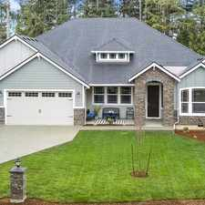 Rental info for Model home for tour!