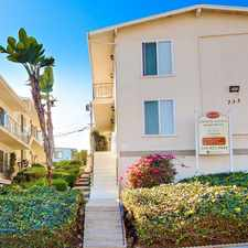 Rental info for Fourth Avenue in the Venice area