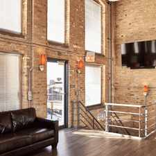 Rental info for River West Lofts in the West Town area