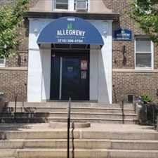 Rental info for Allegheny Apartments