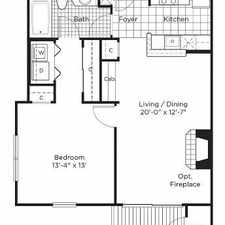 Rental info for One Bedroom In Princeton