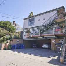 Rental info for Milvia Apartments in the North Berkeley area