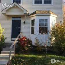 Rental info for Three Bedroom In Harford County