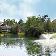 Rental info for Lakeside At The Sanctuary