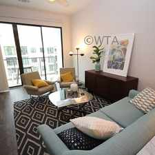 Rental info for 1000 East 5th St in the East Cesar Chavez area