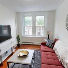 Rental info for Private Room in Sunny Dorchester Apartment Near The Red Line in the Codman Square - East Codman Hill area
