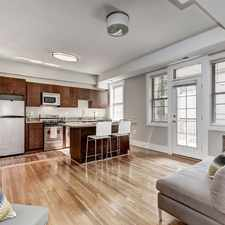 Rental info for Kenyon Apartments in the Columbia Heights area