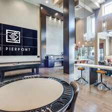 Rental info for The Pierpont