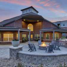 Rental info for The Apex at Twin Creek