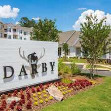 Rental info for The Darby