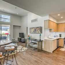 Rental info for Living at Santa Monica in the Wilshire-Montana area