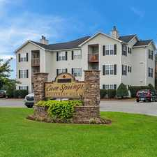 Rental info for Cave Springs Apartments