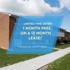 Rental info for Sycamore Apartments in the Forest Glade area