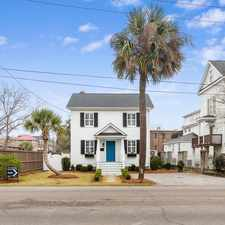 Rental info for 62 Barre St. in the Harleston Village area