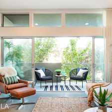 Rental info for 10000 Regent St 206 in the Palms area