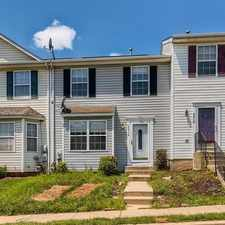 Rental info for 3914 Squire Tuck Way, Pikesville, MD, 21208 in the Randallstown area