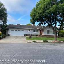 Rental info for 766 Gary St in the Gilroy area