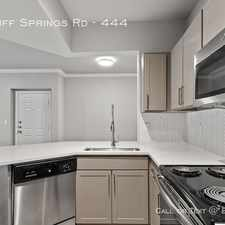 Rental info for 6313 Bluff Springs Rd in the Sweetbriar area