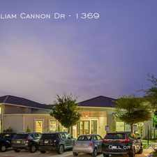 Rental info for 310 E William Cannon Dr in the Sweetbriar area