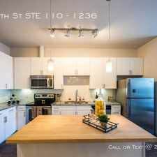 Rental info for 1006 E 5th St STE 110 in the East Cesar Chavez area