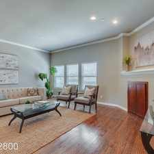 Rental info for 2800 Lubbock Ave - Unit 104 in the Frisco Heights area