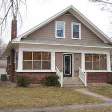 Rental info for 2521 Little Street in the South Campus Area area