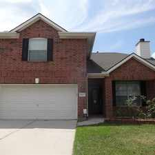 Rental info for 18423 Atasca Woods Way in the Houston area